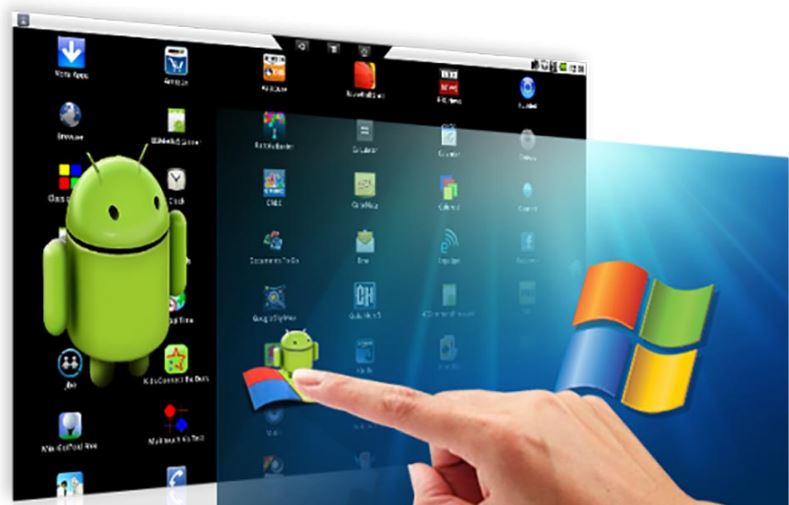 how to reinstall android os on phone using pc