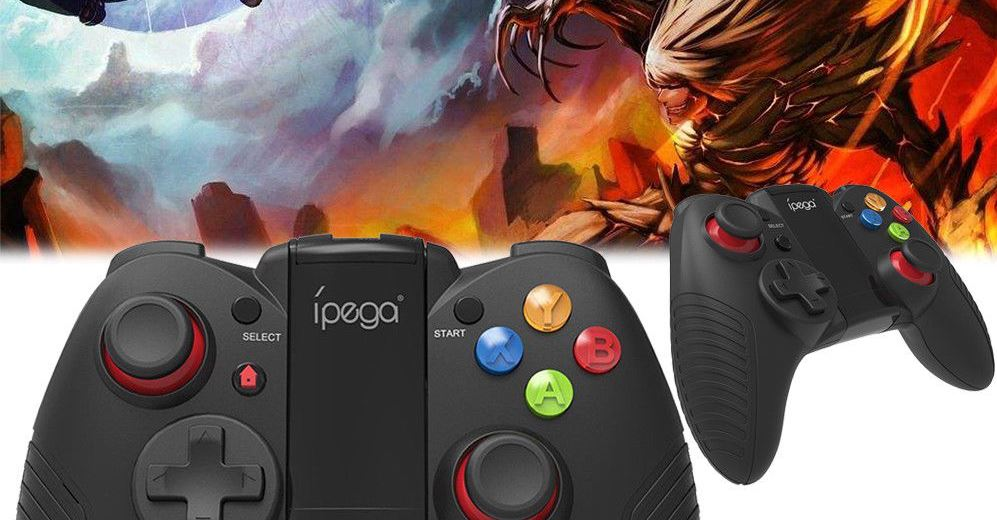 wireless game controller for android tv box
