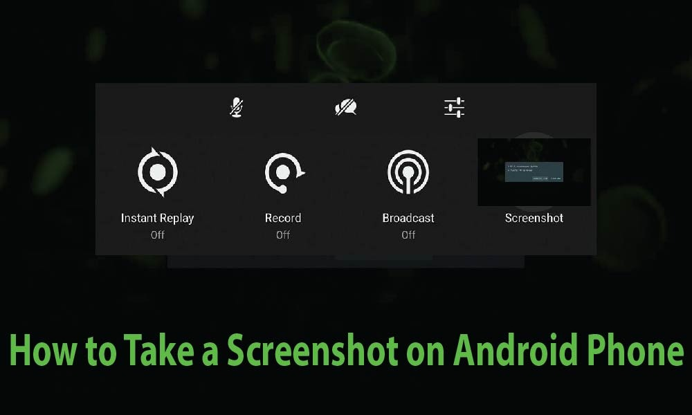 How to Take a Screenshot on Android