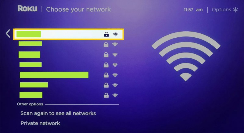 roku won't connect to internet anymore