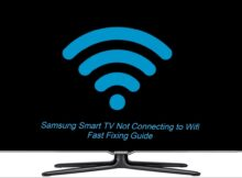 Samsung Smart TV Not Connecting to Wifi