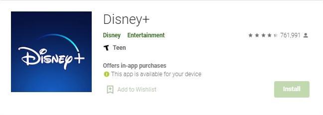 Reinstall Disney Plus App on LG smart TV
